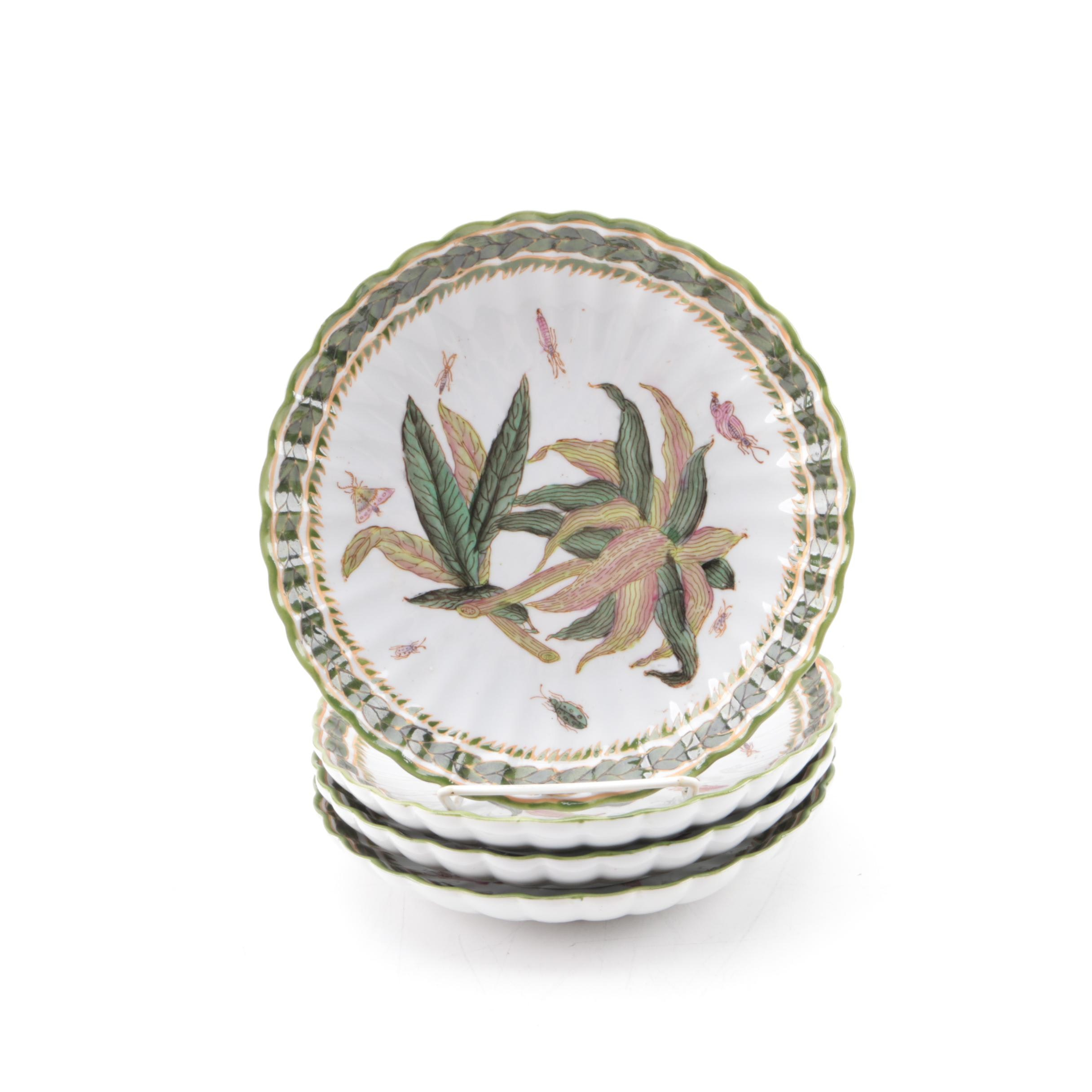 Chinese Hand-Painted Decorative Dishes