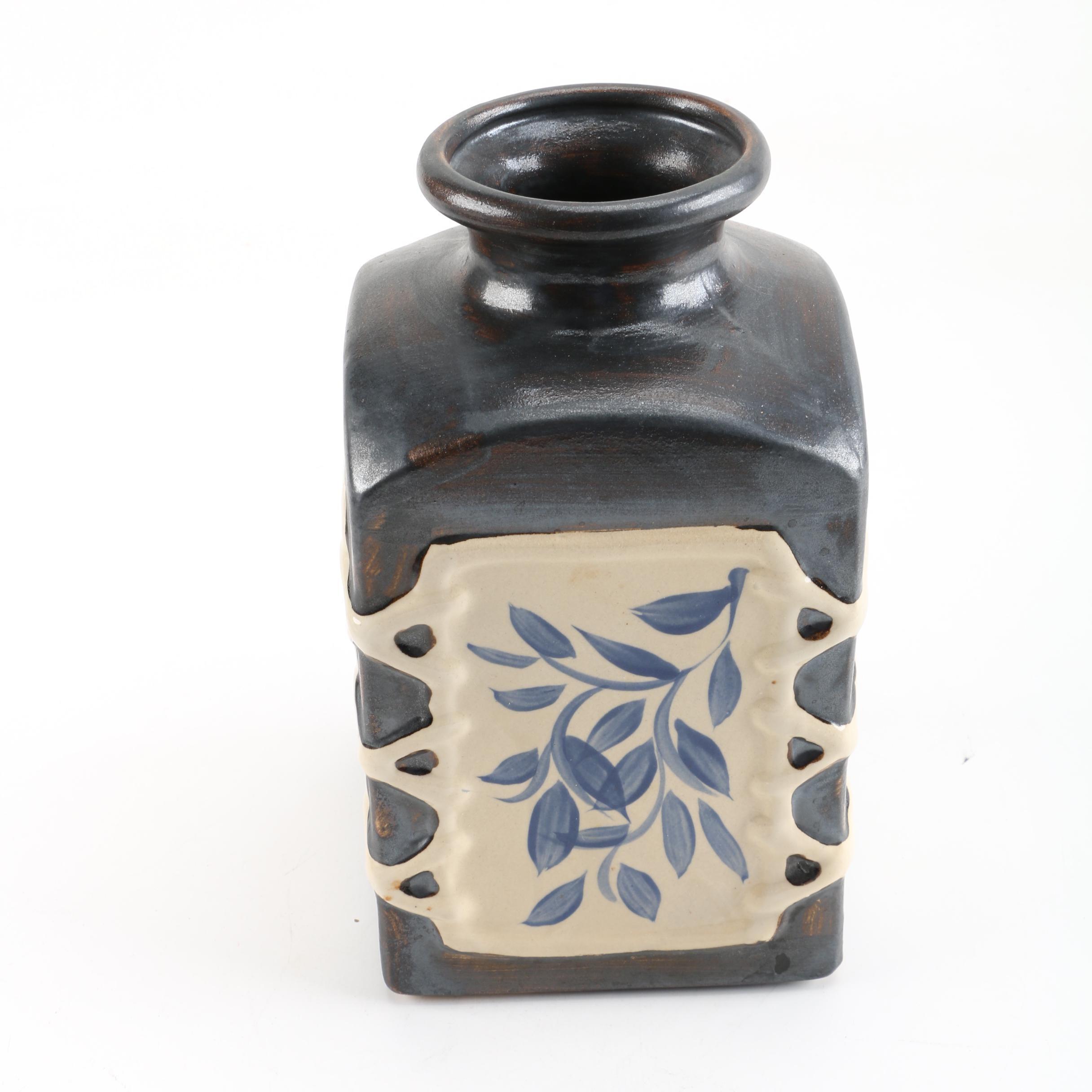 Art Pottery Vase
