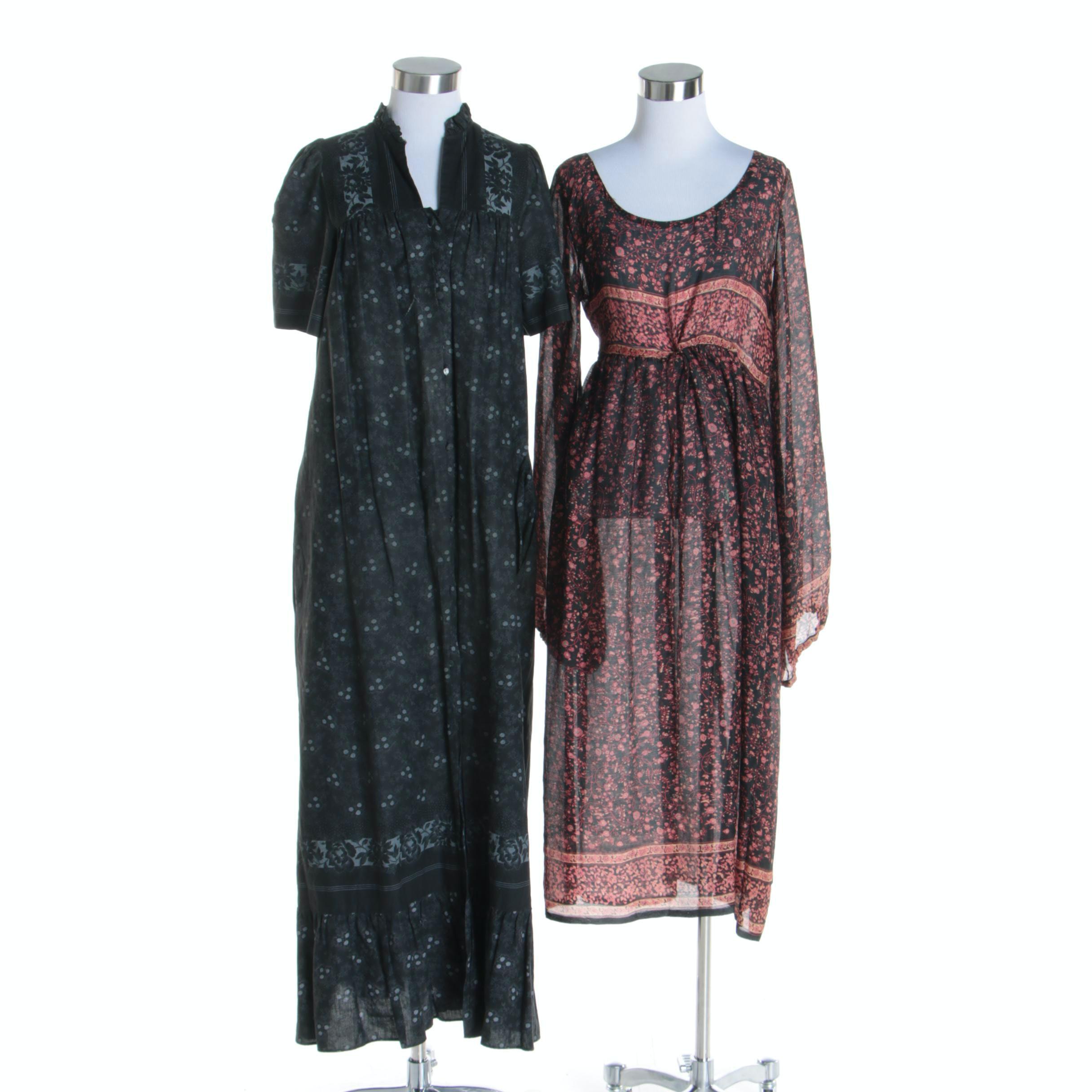 Women's Casual Dresses Including a Silk Dress by Judith Ann for Heiser-Egan