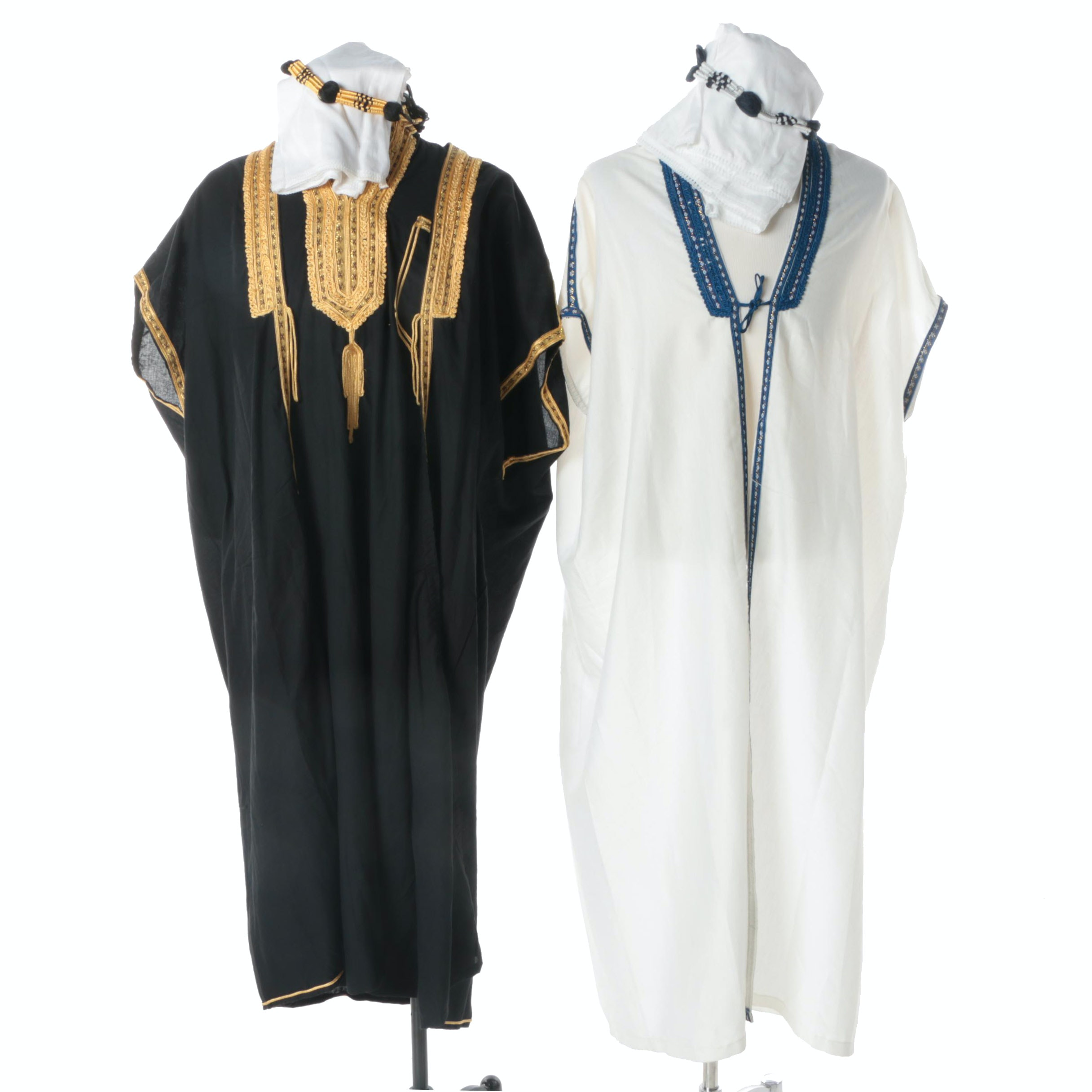 Men's Traditional Thobes, Bishts, Ghutra and Igals