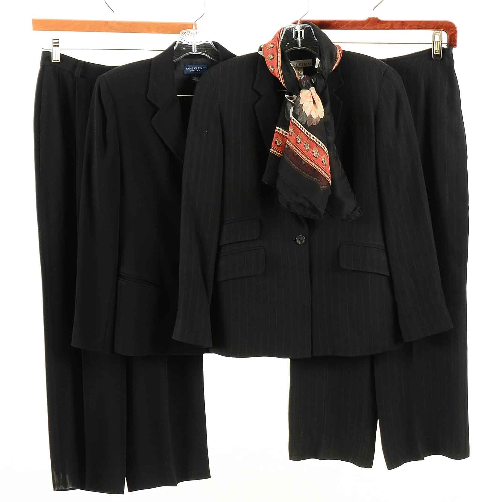 Women's Pant Suits by Anne Klein