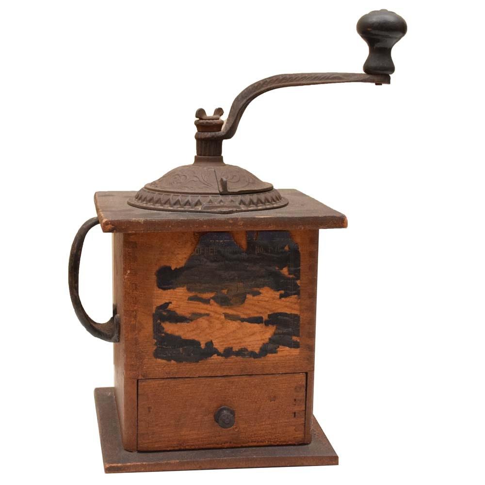 Vintage Imperial Coffee Grinder