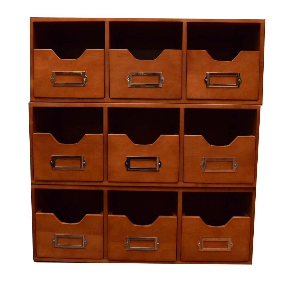 Wooden Storage Boxes by HoldEverything