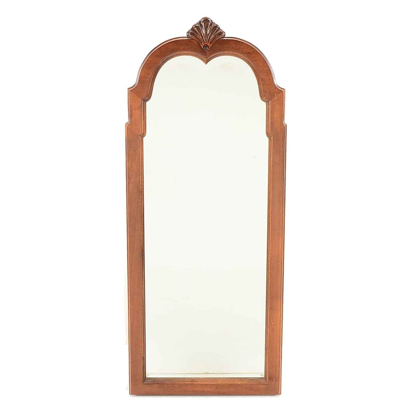 Ornate Rectangle Wall Mirror