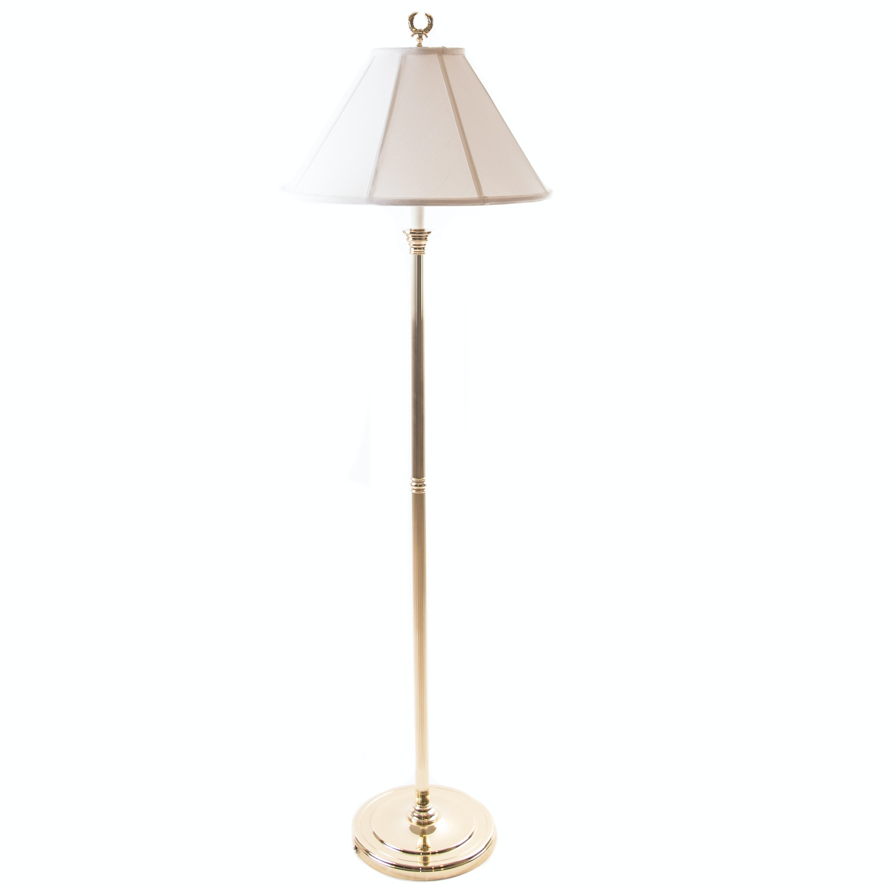 Baldwin Brass Floor Lamp