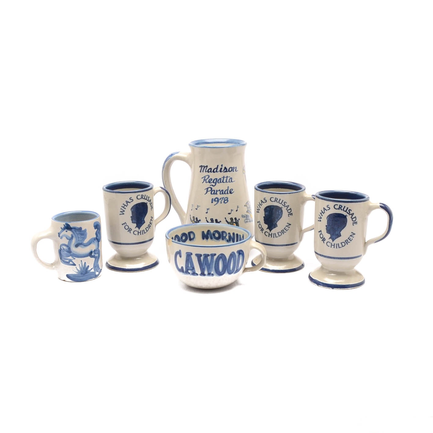 Louisville Stoneware Mugs and Cups