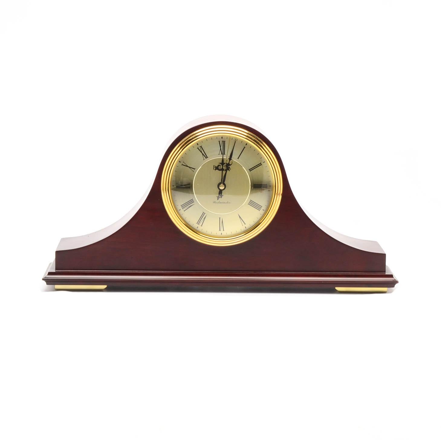 Bulova Westminster Mantle Clock