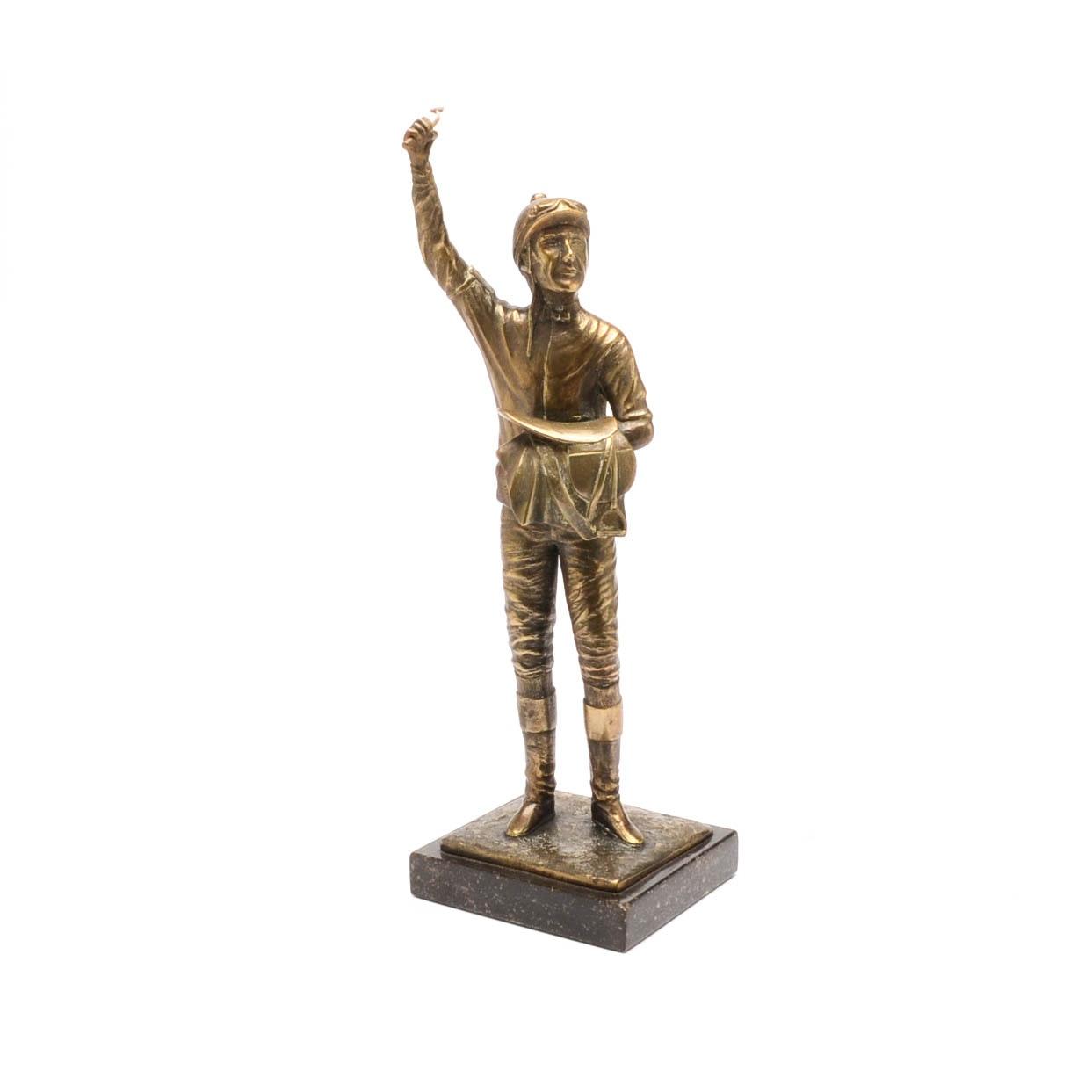 Bronze Figural Statue