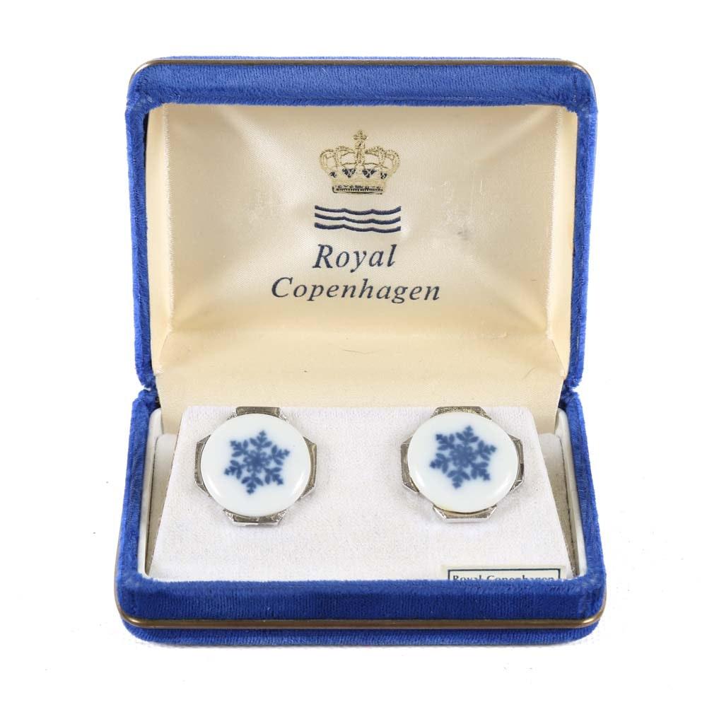 Royal Copenhagen Cufflinks