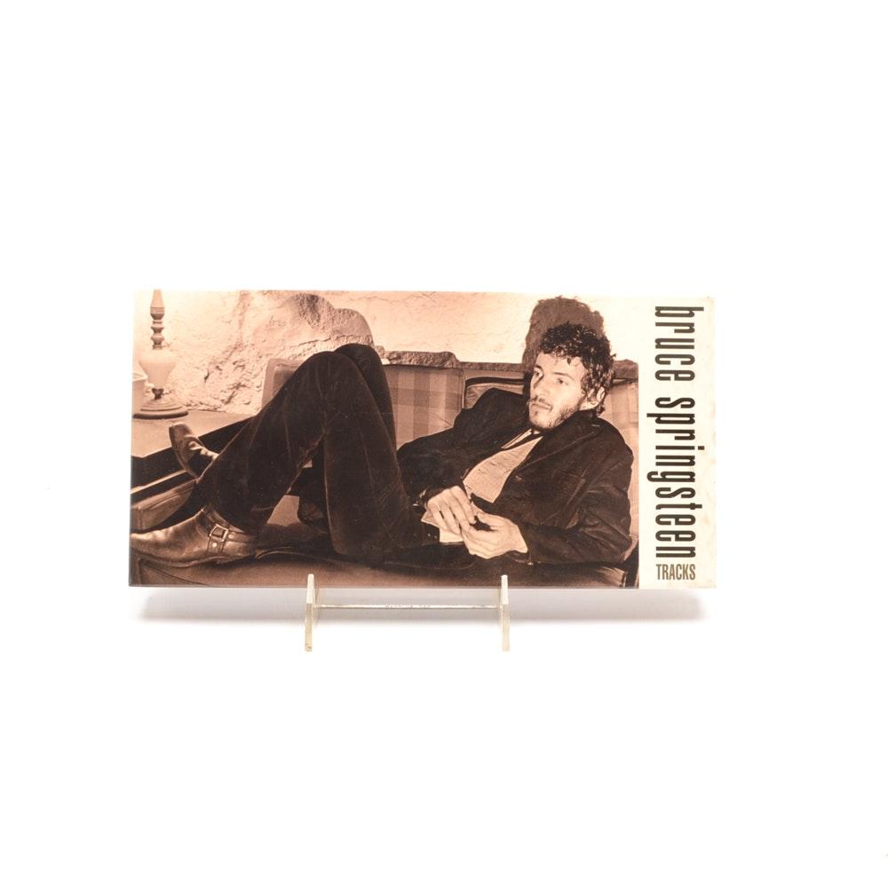 "1998 Bruce Springsteen ""Tracks"" Boxed CD Set"