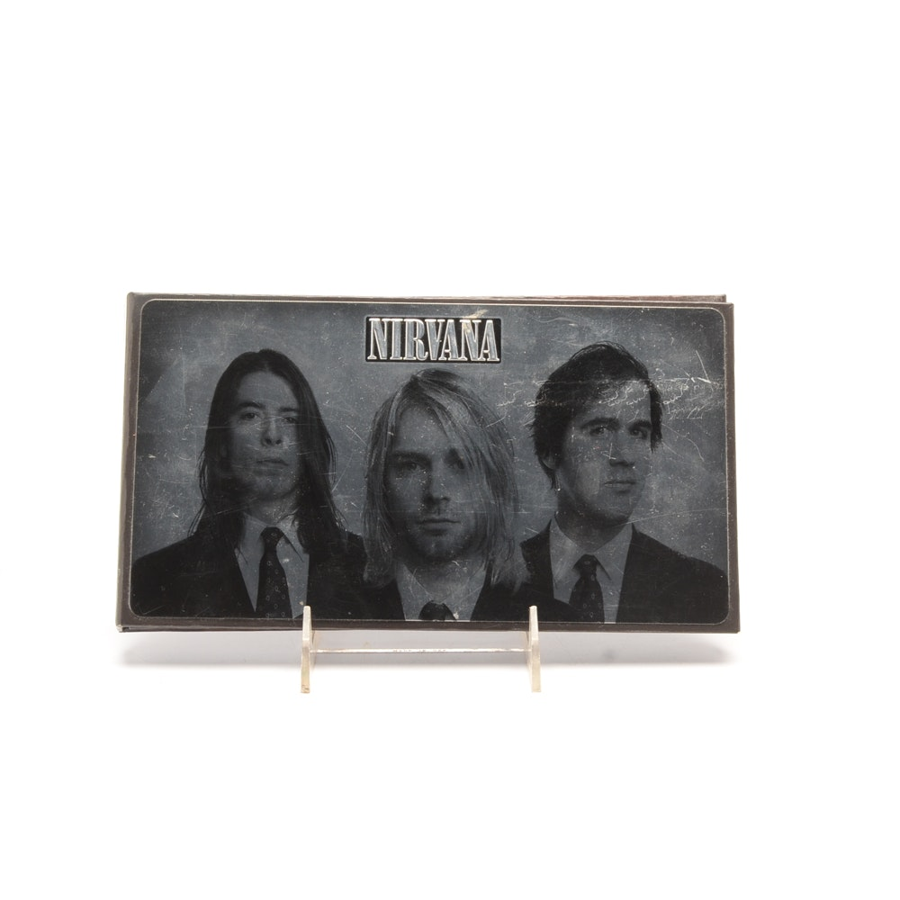 "Nirvana ""With The Lights Out"" Boxed CD Set"