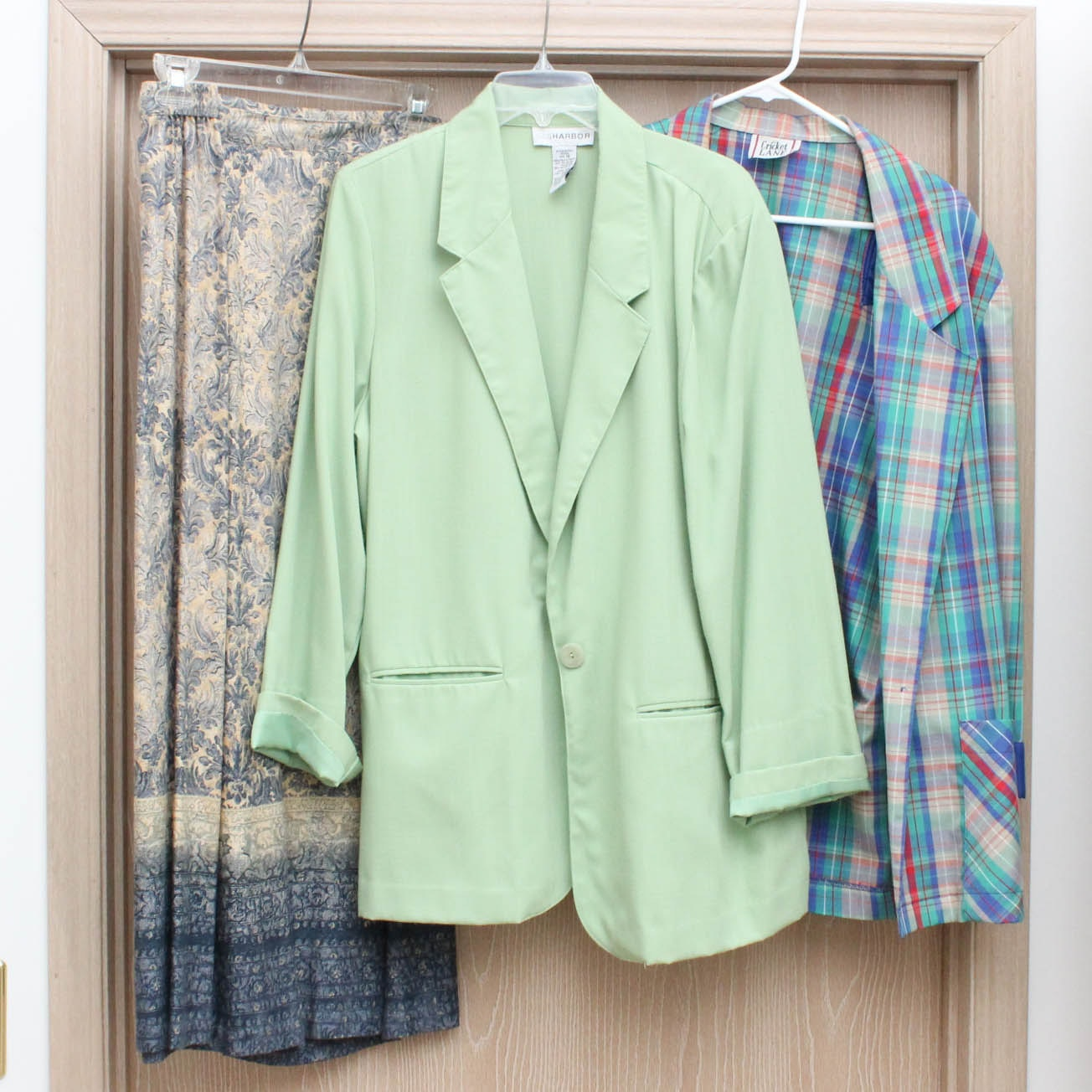 Selection of Women's Clothing Including Talbots, Sag Harbor, Alfred Dunner