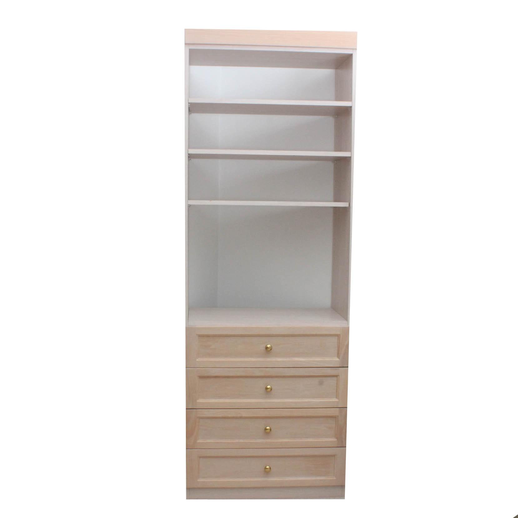 Contemporary Bookshelf Unit