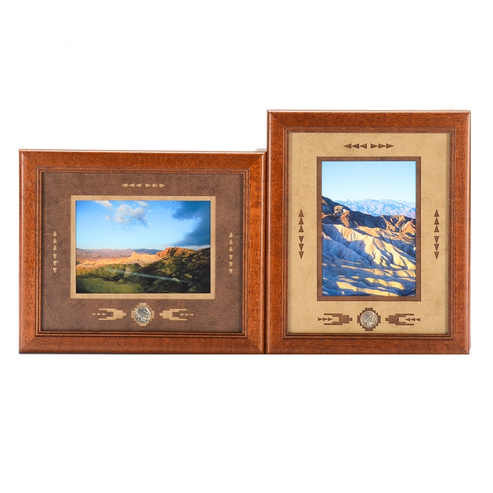 """National Parks of American"" Framed Photos"