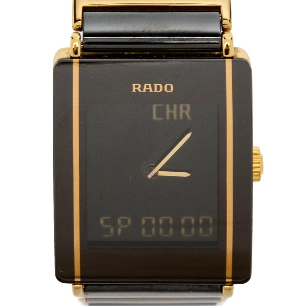 Rado Diastar Digi-Ana Wristwatch