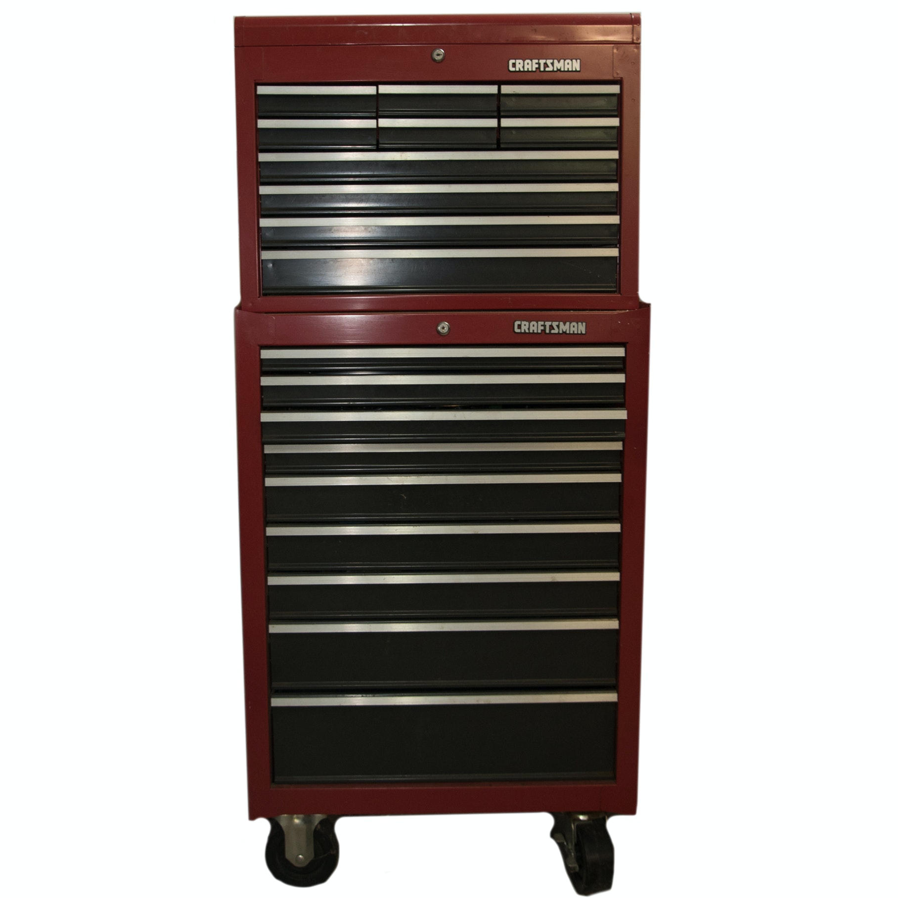Craftsman Tool Cabinet and a Generous Assortment of Tools
