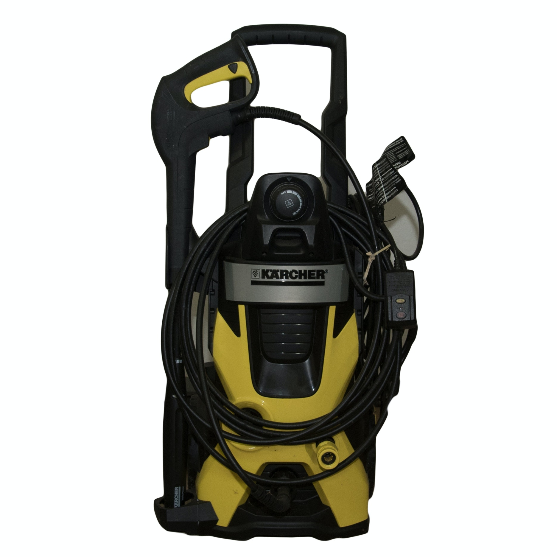 Karcher Electric High Pressure Washer