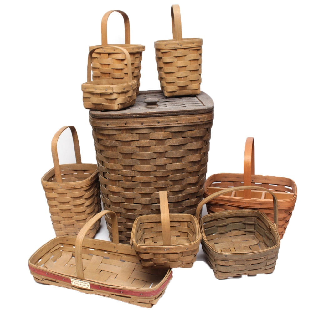 Vintage Longaberger Baskets