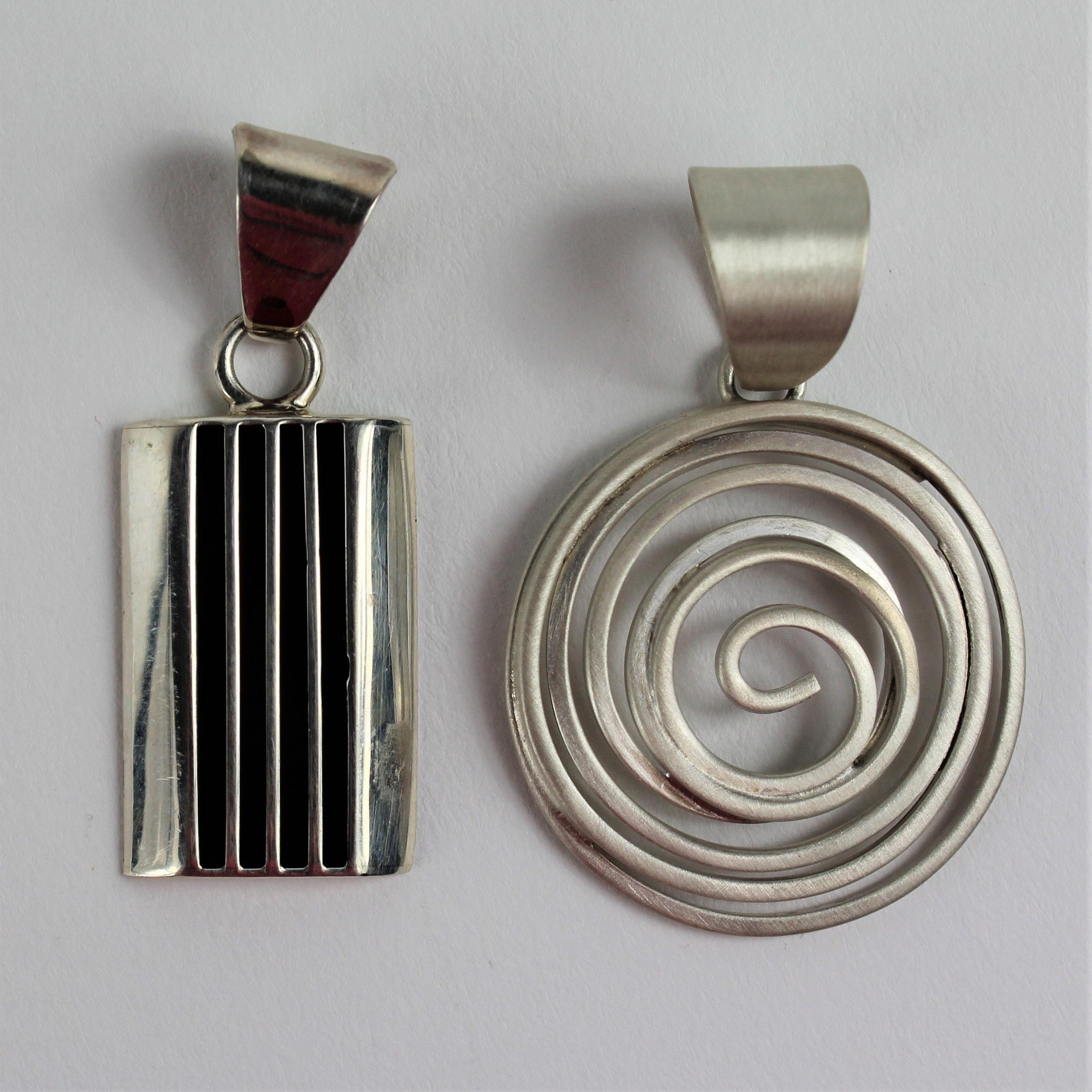 Designer Sterling Silver Pendants