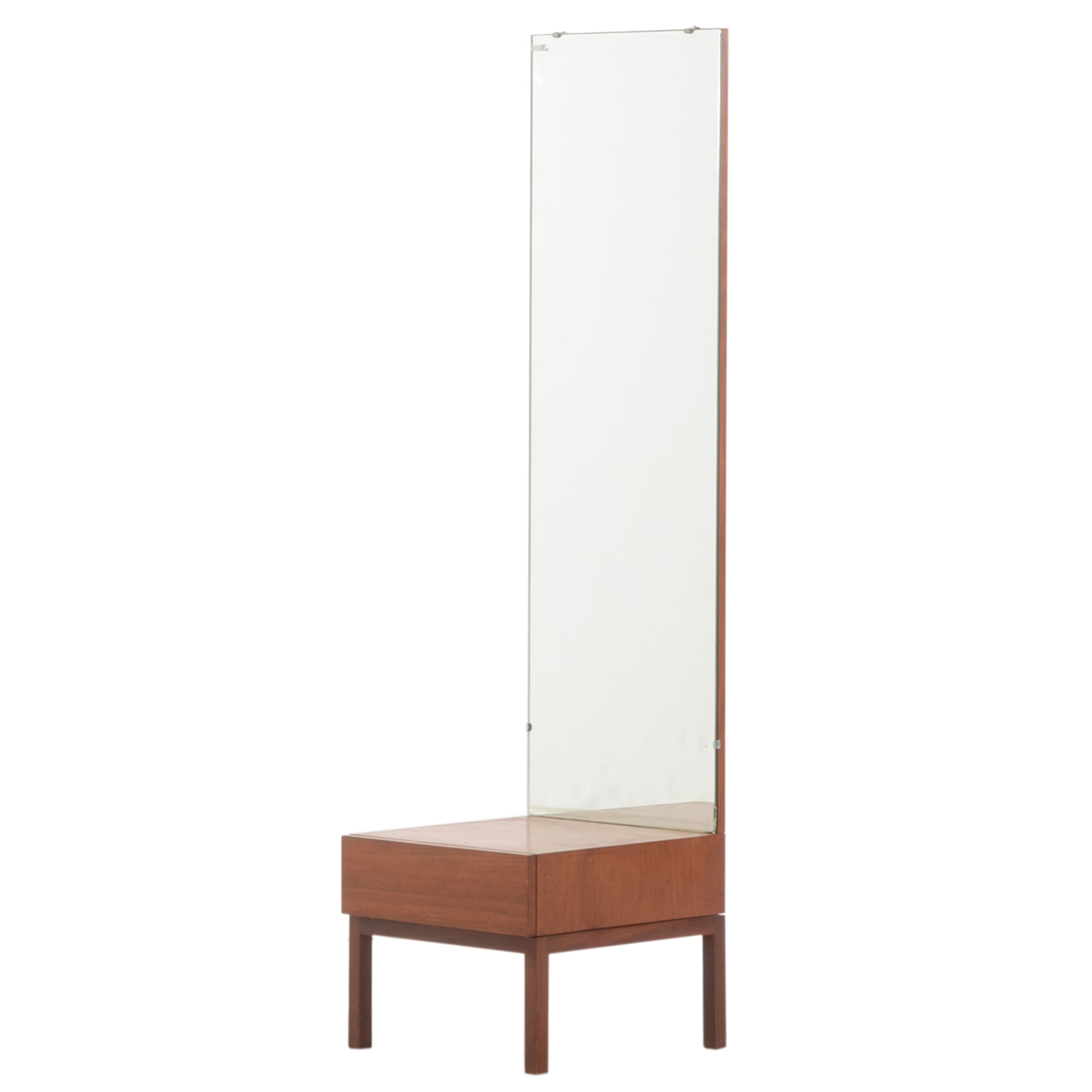Danish Modern Teak Dressing Mirror