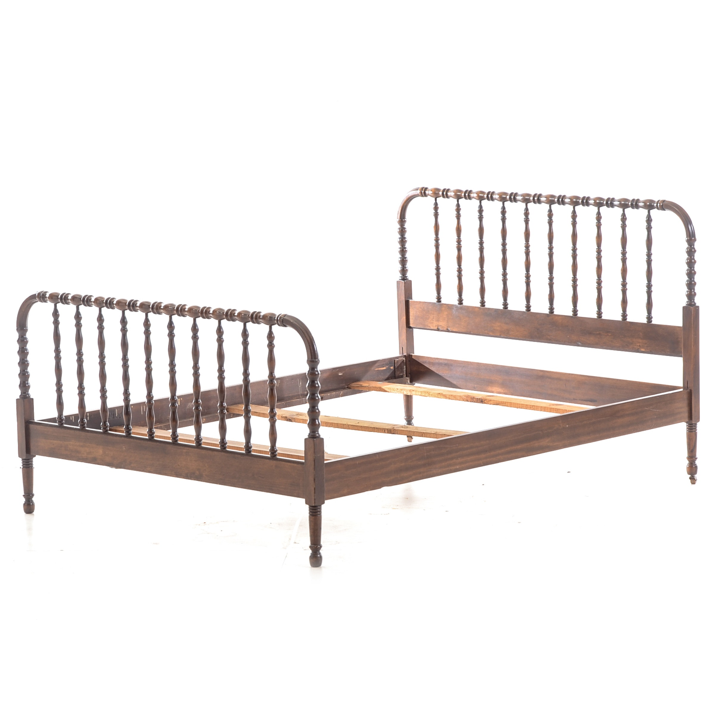 Jenny Lind Style Spool Full Bed