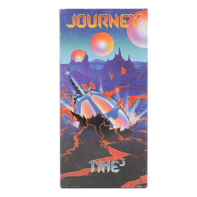 1992 Journey Time 3 Boxed CD Set With Box