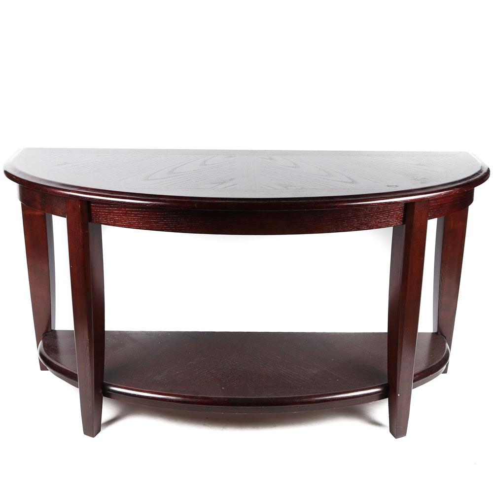 Contemporary Sofa Console Table