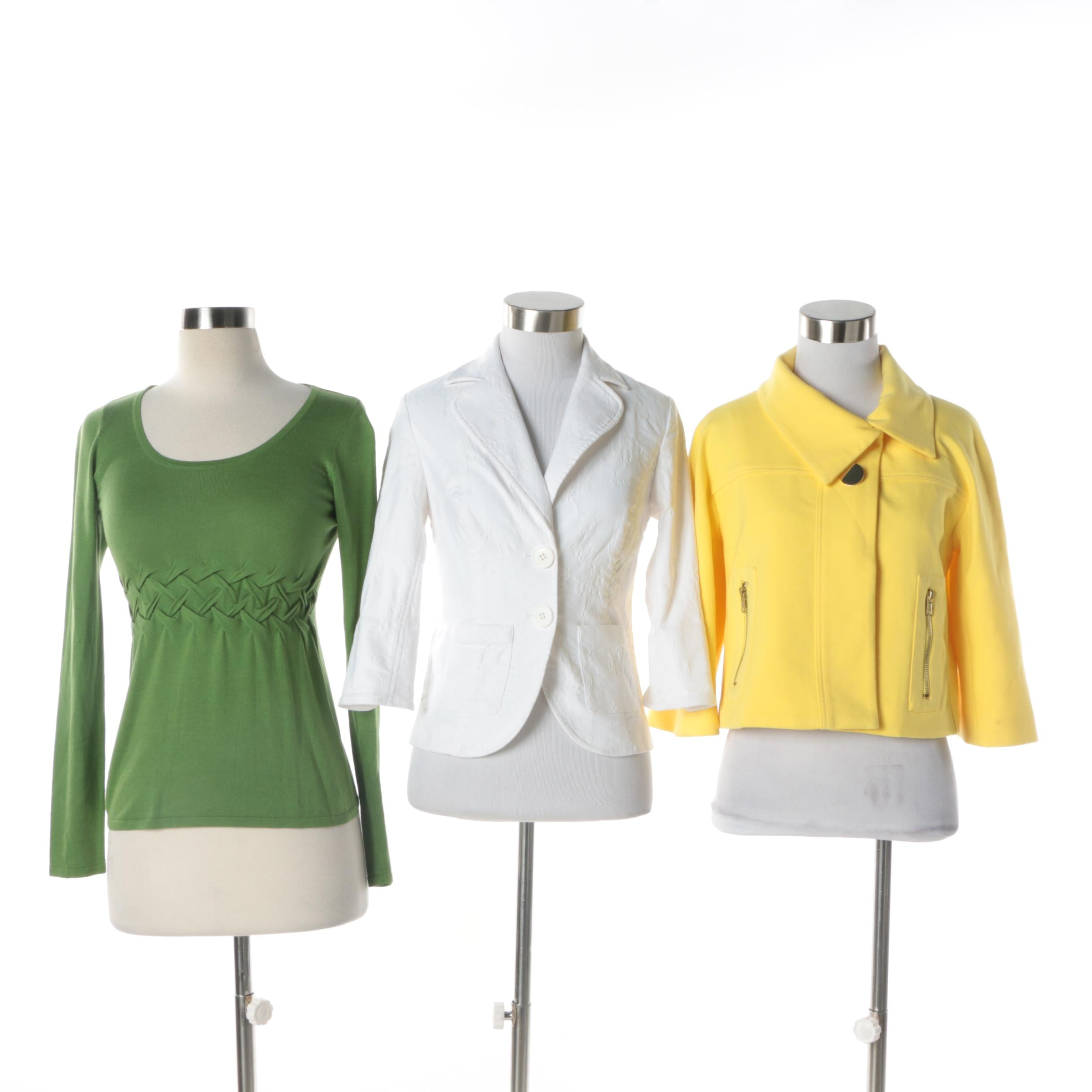 Women's Jackets and Top Including Etcetera