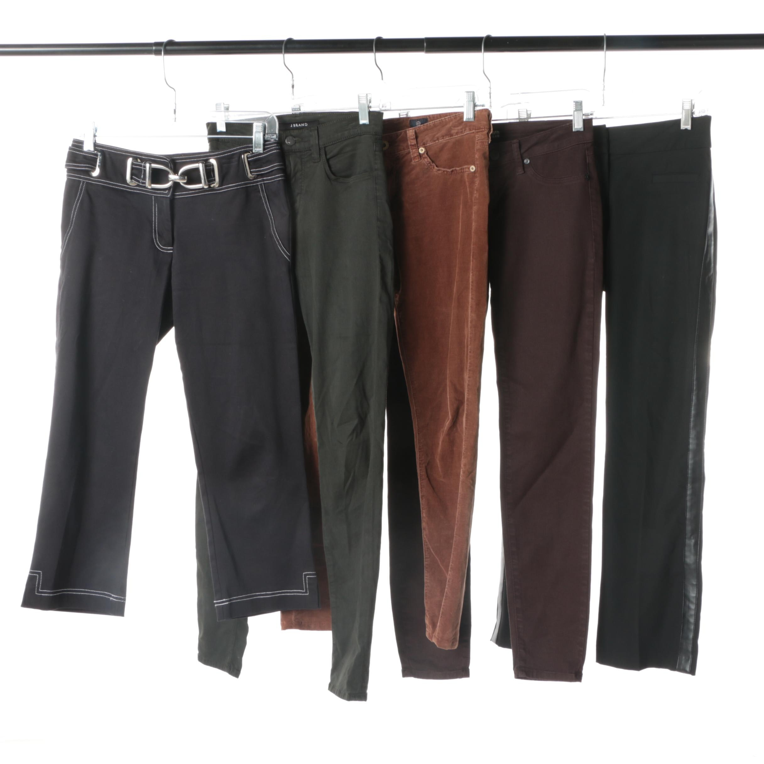 Women's Pants Including Adriano Goldschmied, and David Kahn