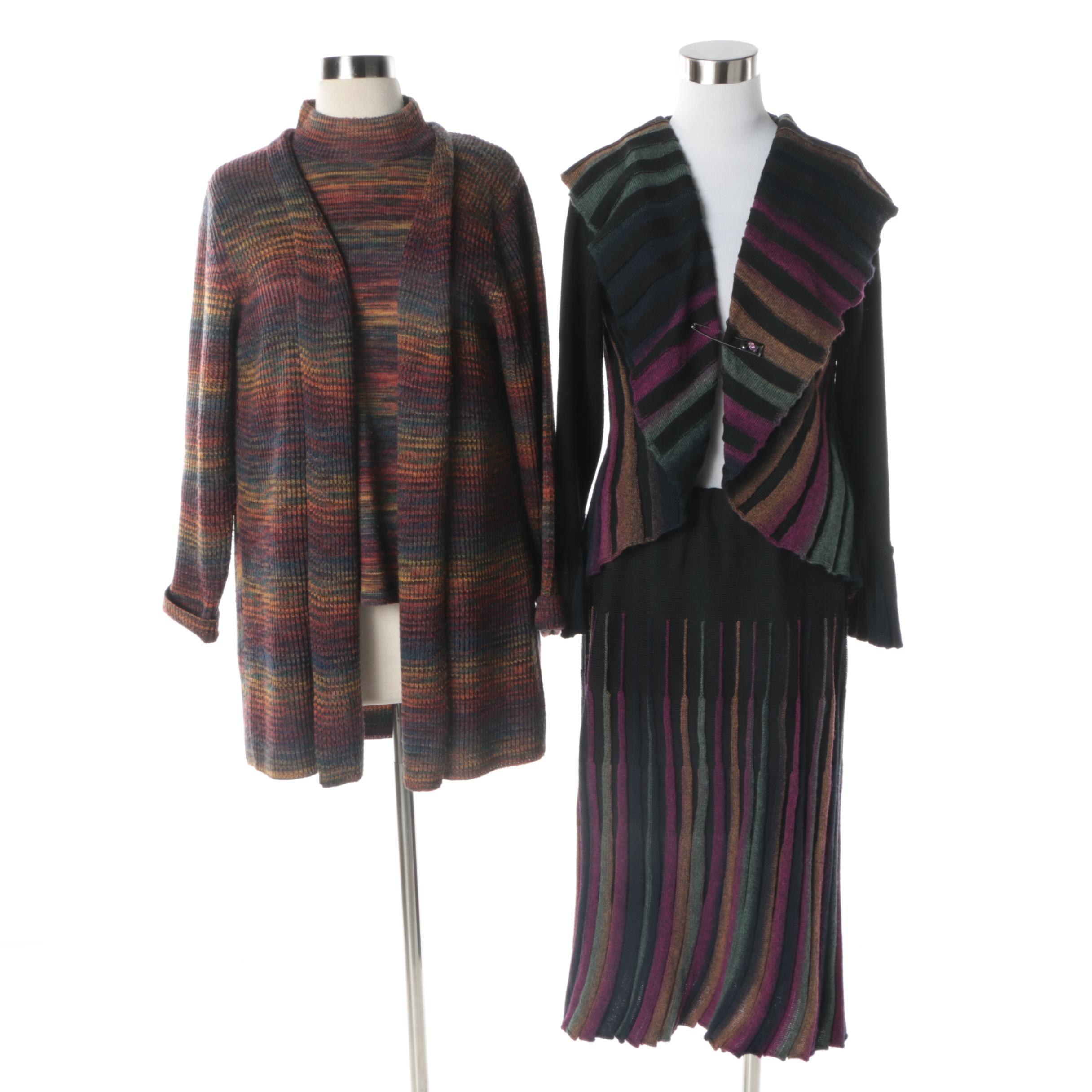 Women's Knit Sets Including Colette Mordo for Sadimara