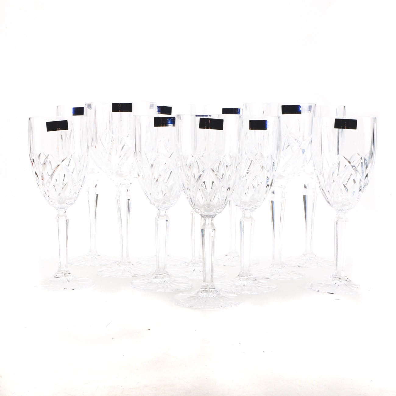 "Marquis by Waterford ""Brookside"" Crystal Stemware"