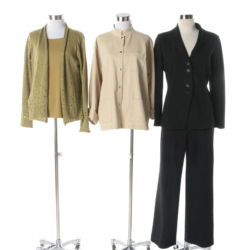 Women's Eileen Fisher Pantsuit and Separates