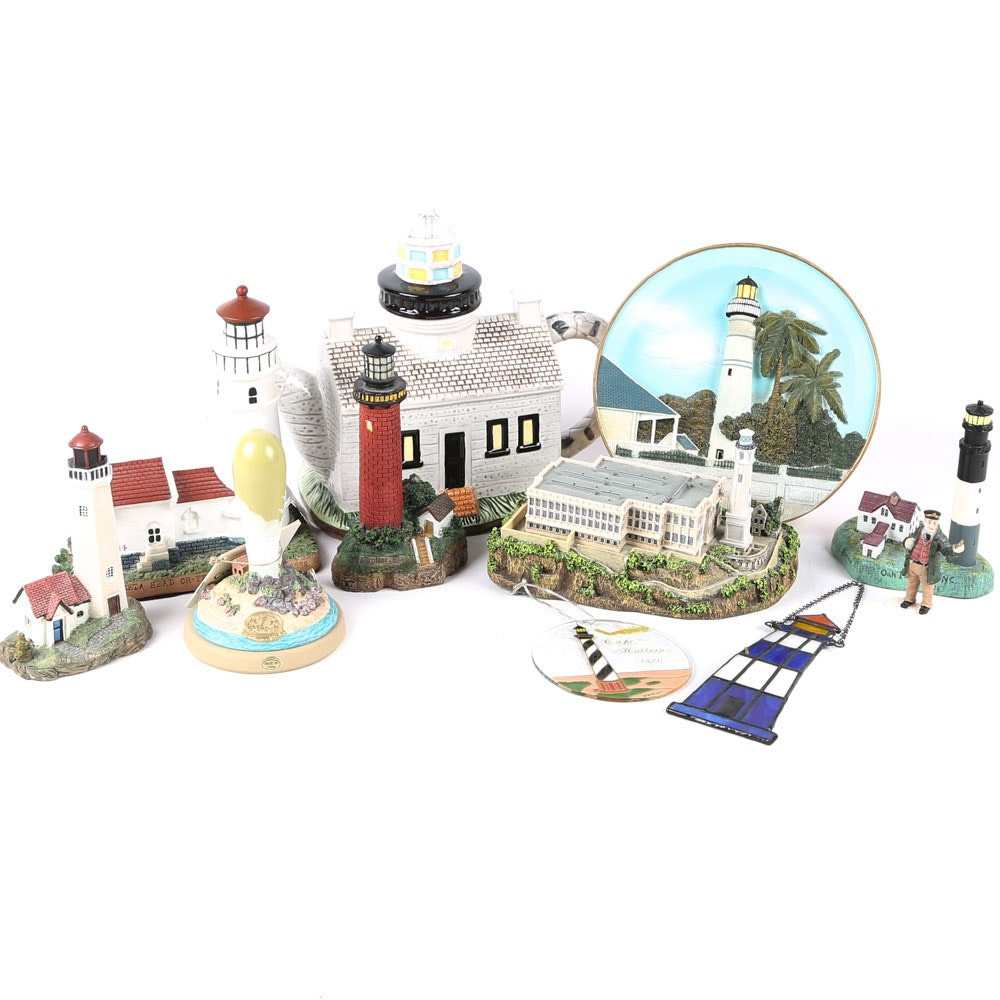 Lighthouse Themed Collectibles