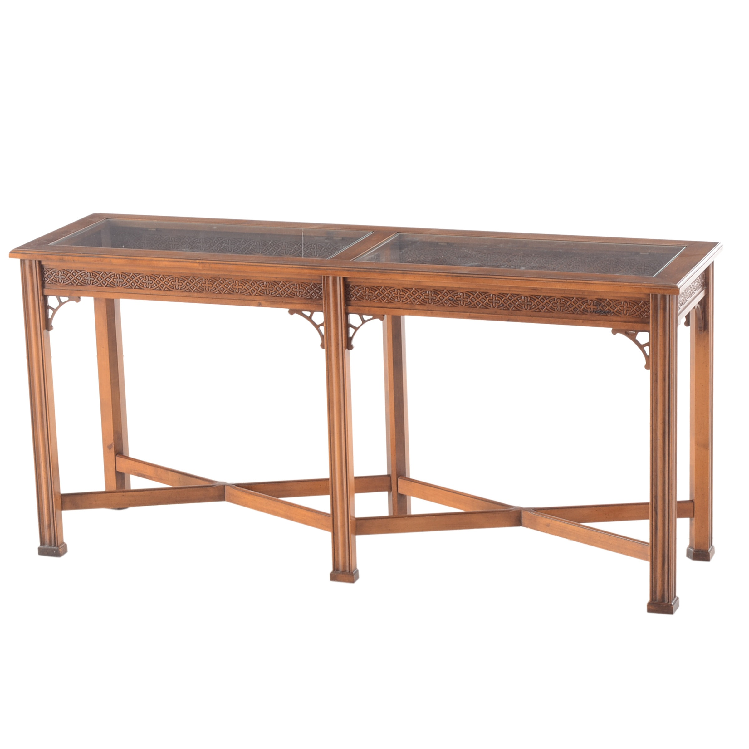 Cherry Console Table by Brandt