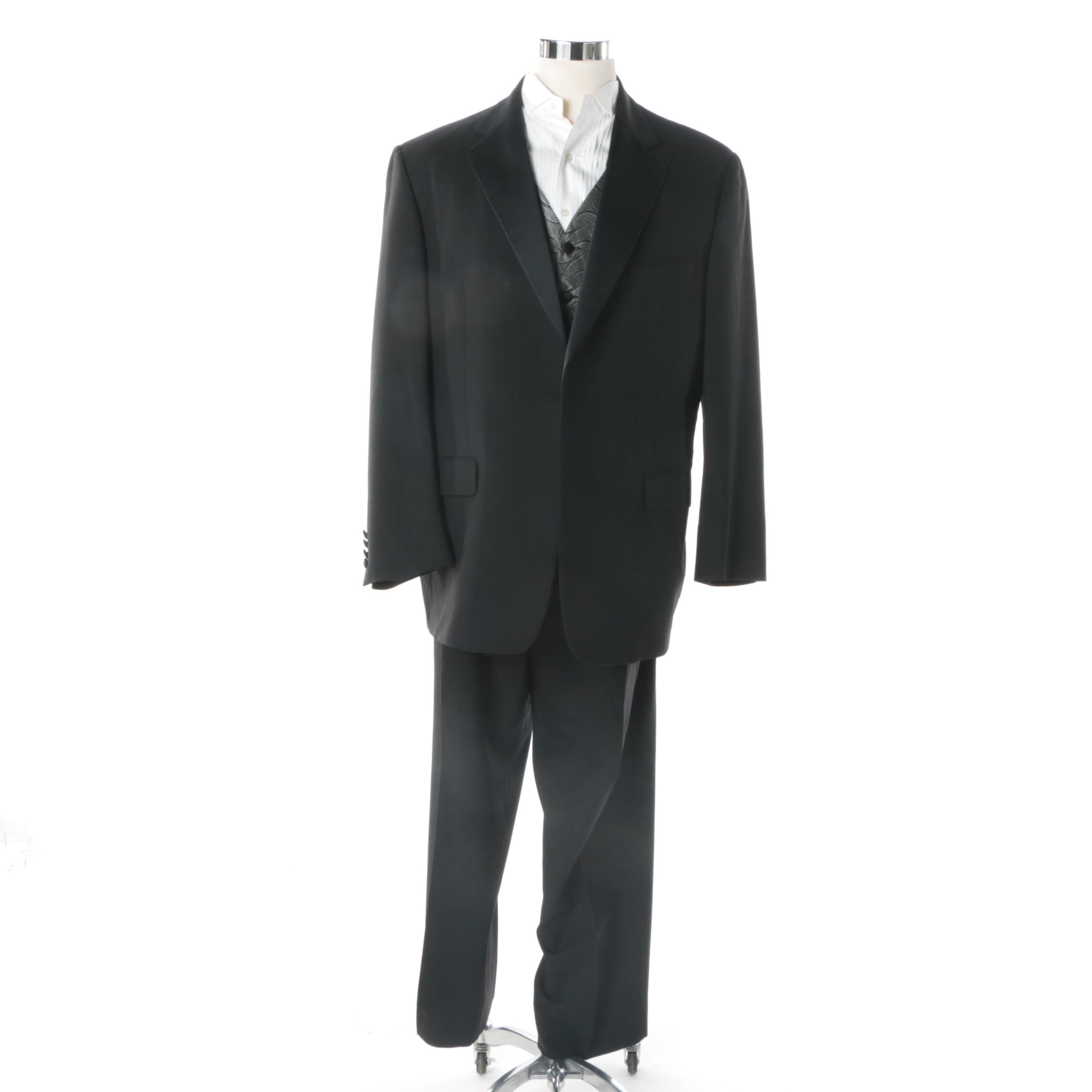 Men's Burberry London Dinner Jacket with Other Formal Wear