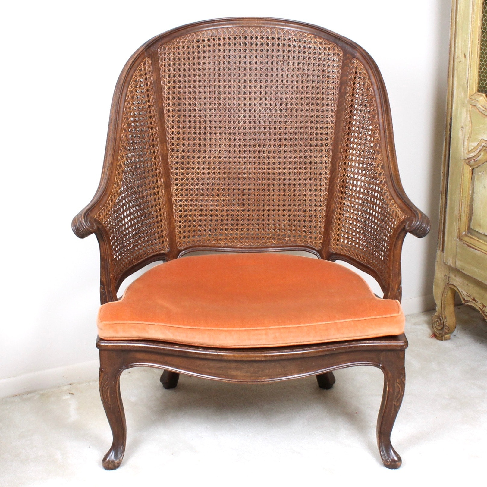 Vintage Meyer Gunther Martini Louis XV Style Armchair