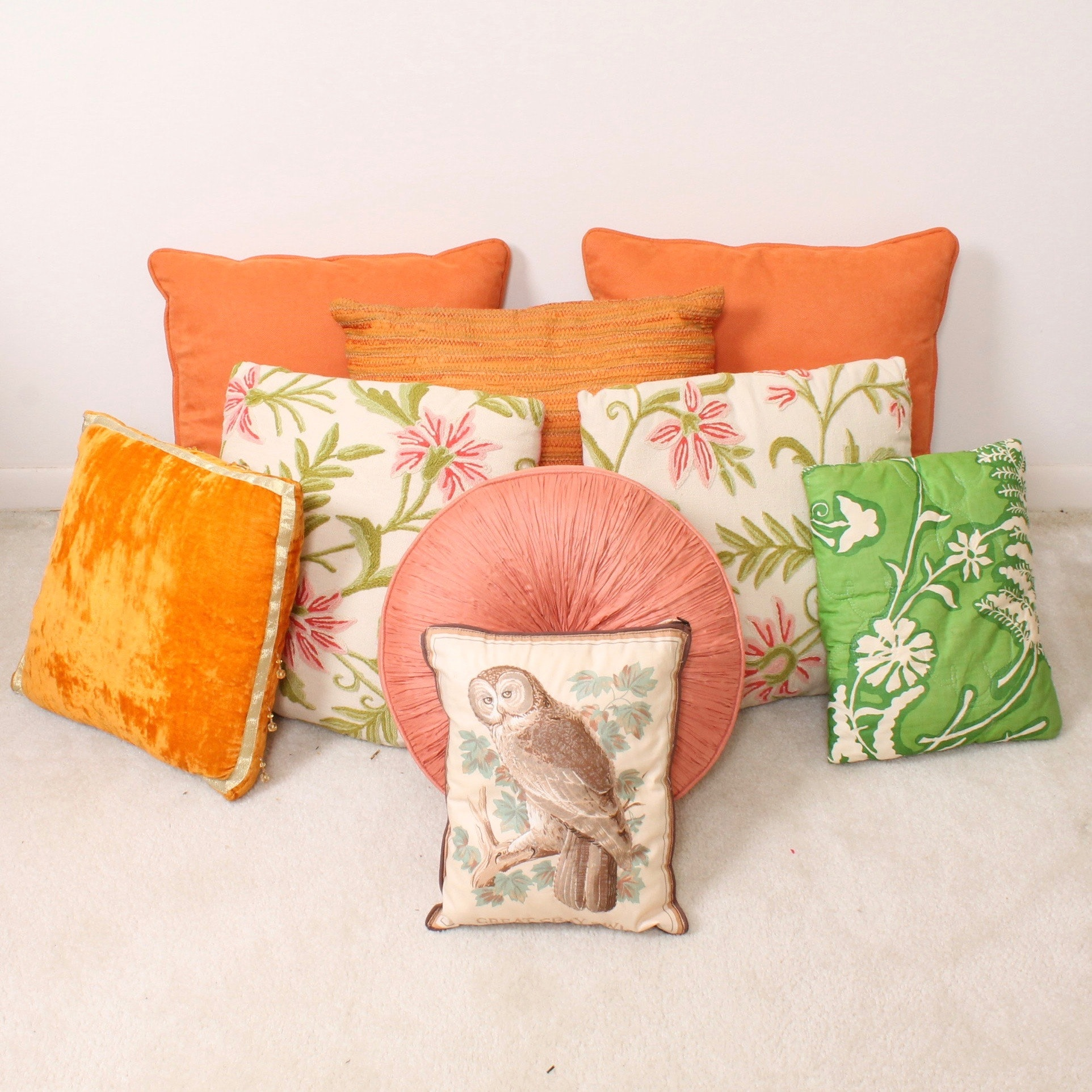 Vintage Throw Pillows