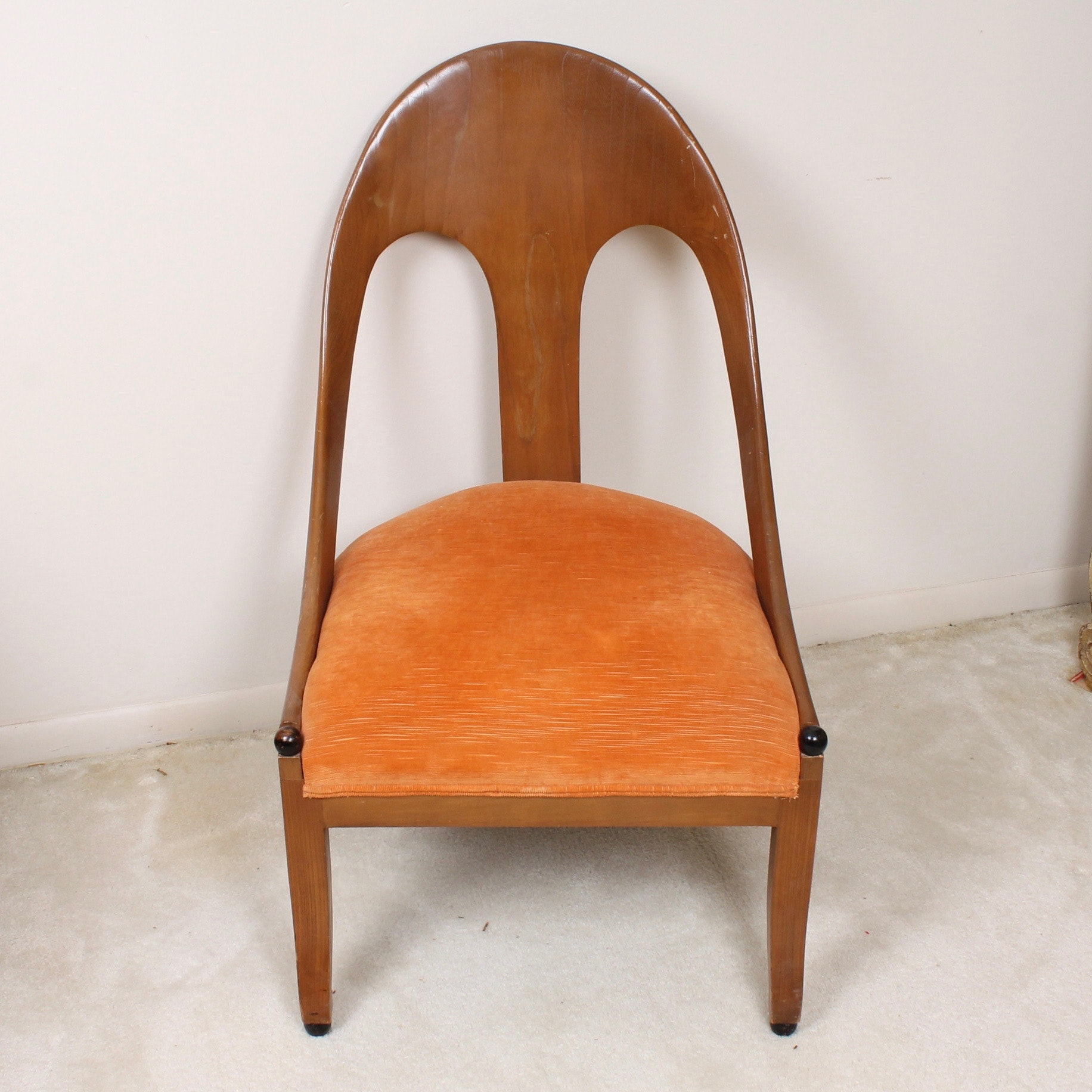 Mid Century Baker Furniture Side Chair