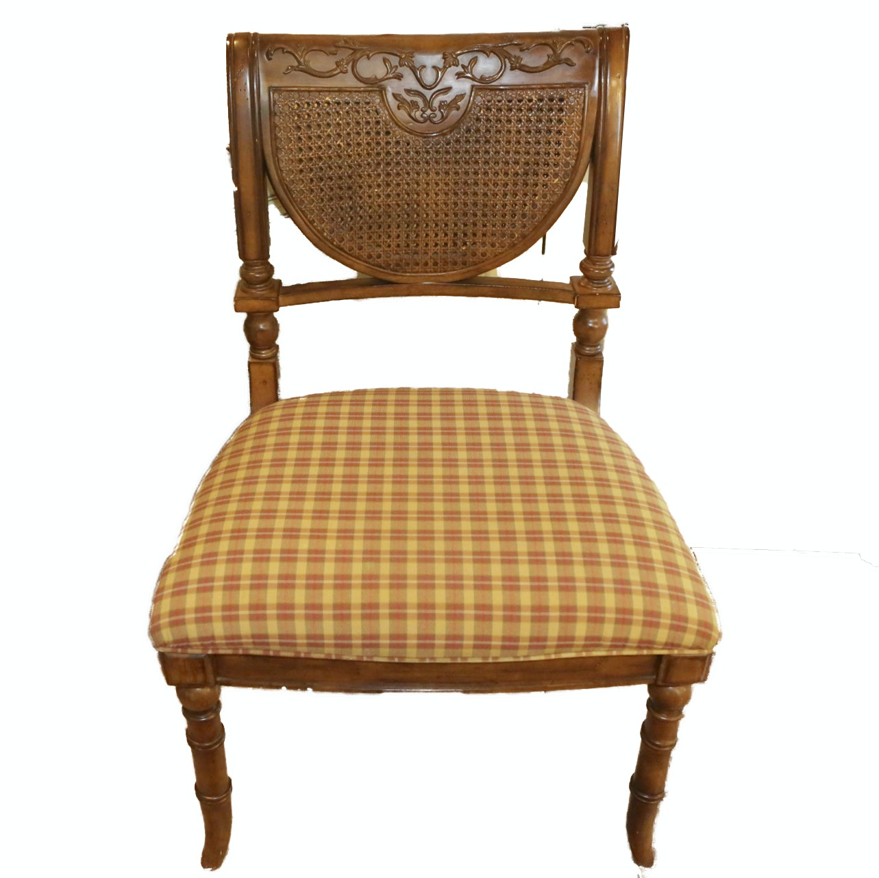 Cane Back Side Chair