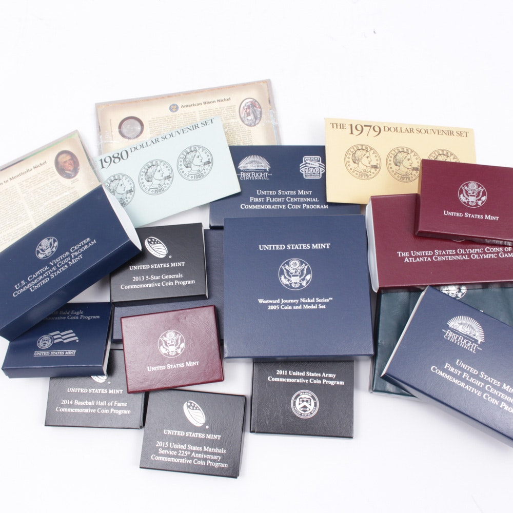 United States Mint Commemorative Coins