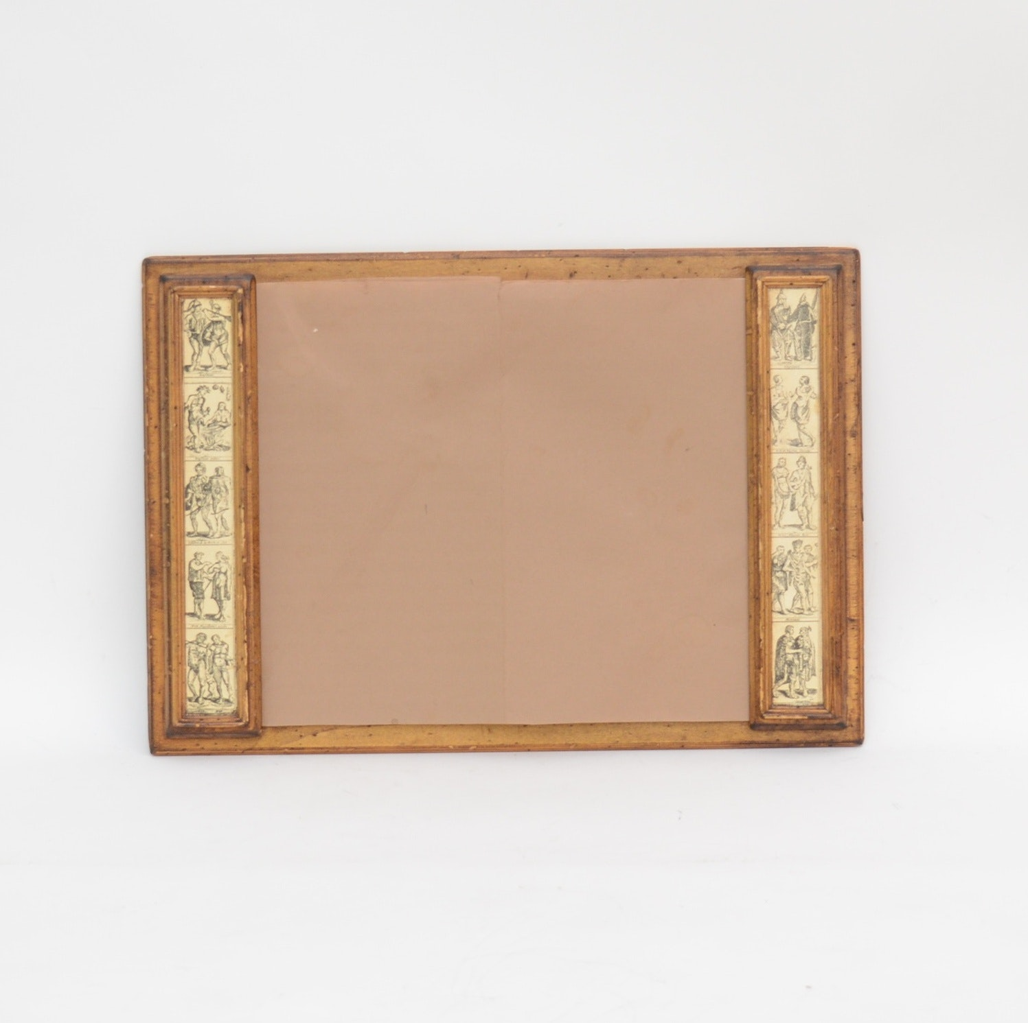 Early Wooden Writing Pad