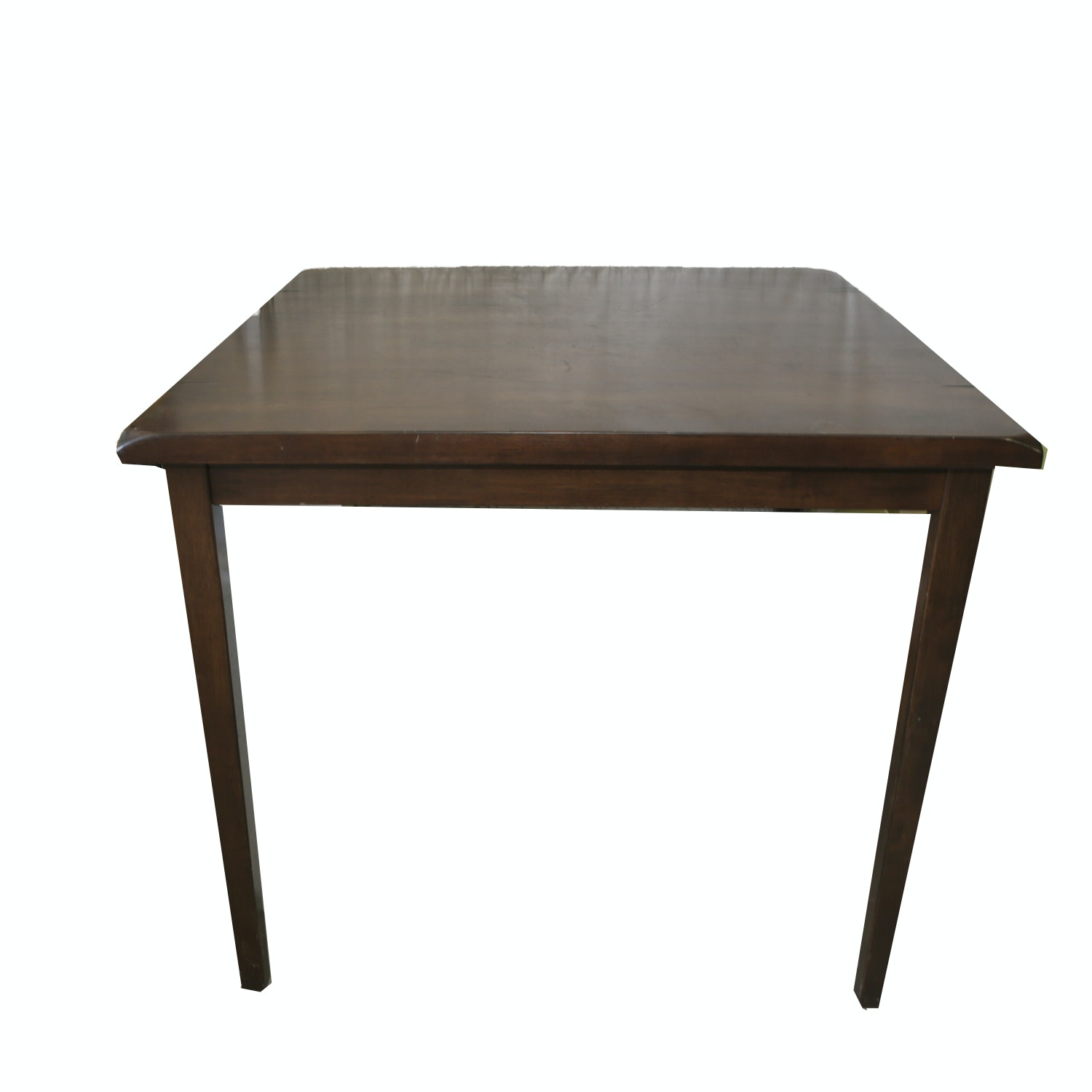 Parsons Style Counter Height Table
