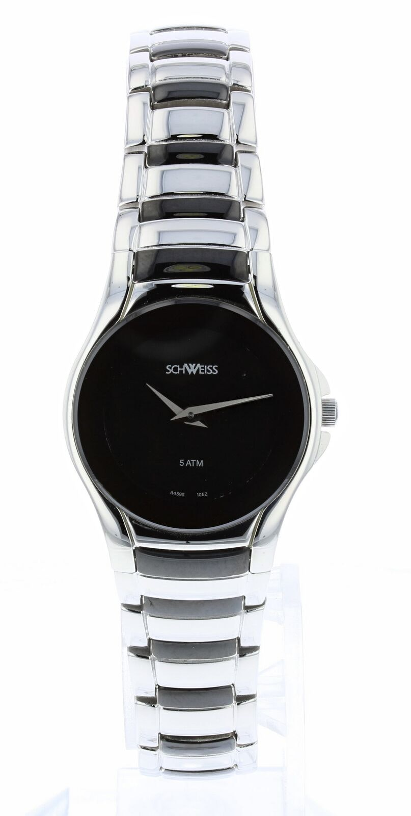 Schweiss Swiss Stainless Steel Wristwatch