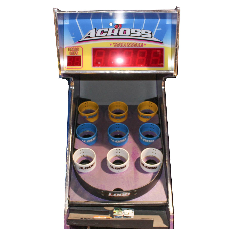 """""""3 Across"""" Skee Ball Arcade Game"""