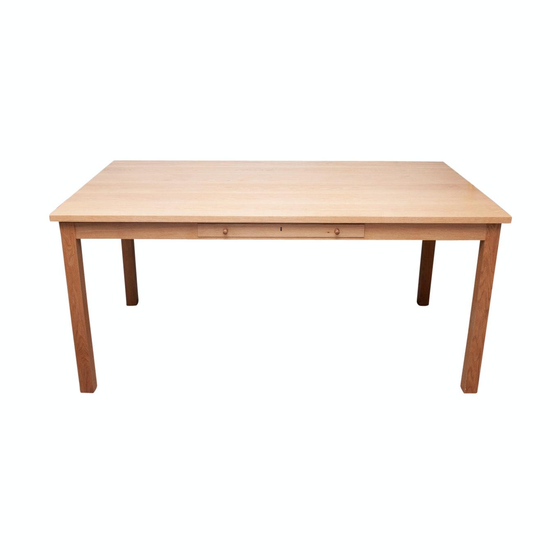 Thomas Moser Custom White Oak Desk