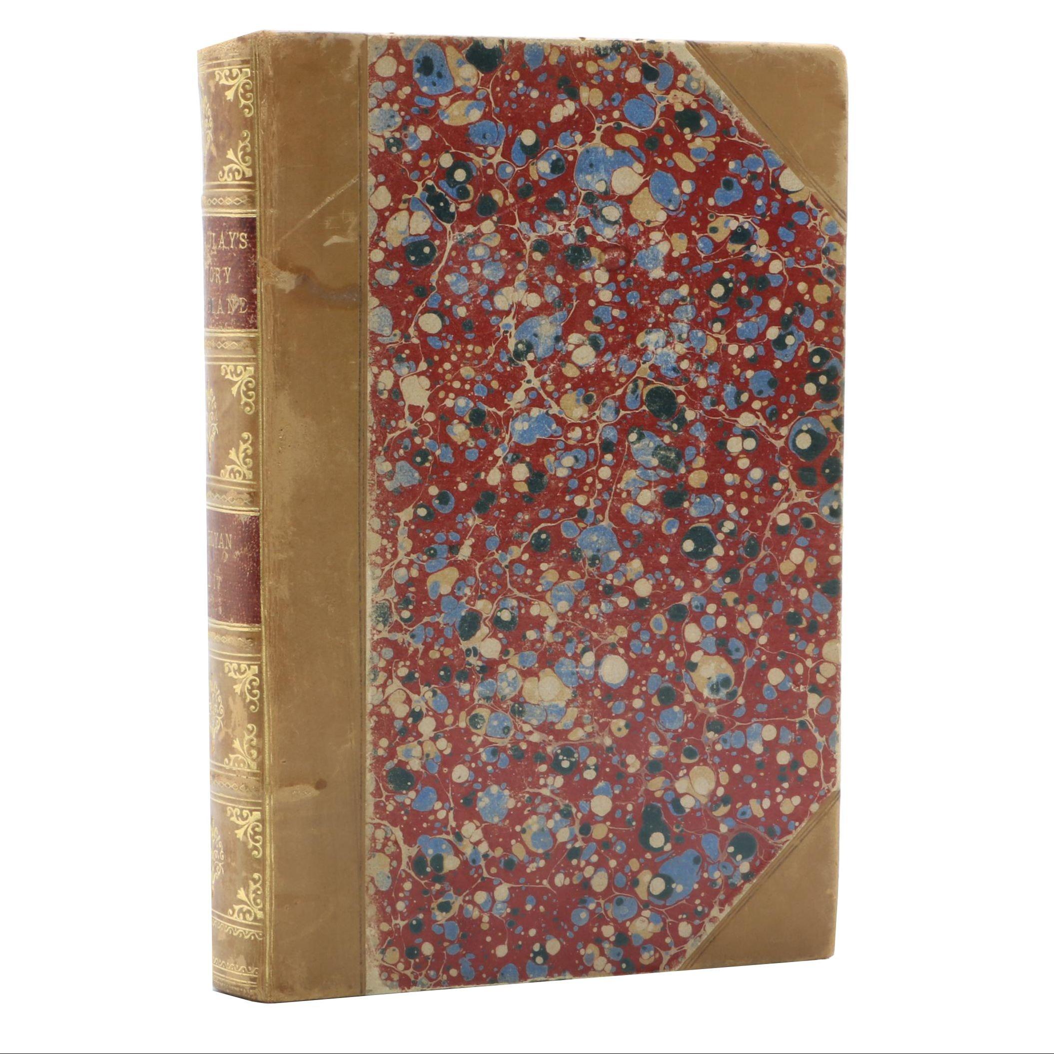 "1887 Volume IV ""The History of England...."" by Thomas Babington Maculay"