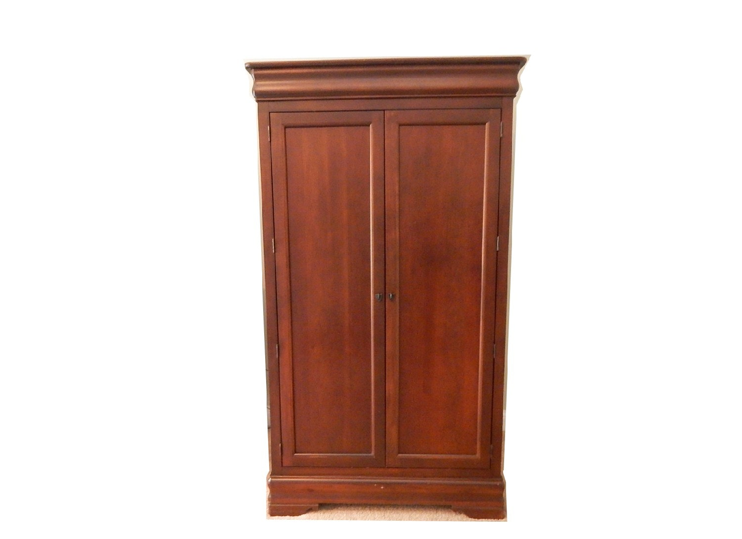 Broyhill Cherry Entertainment Armoire