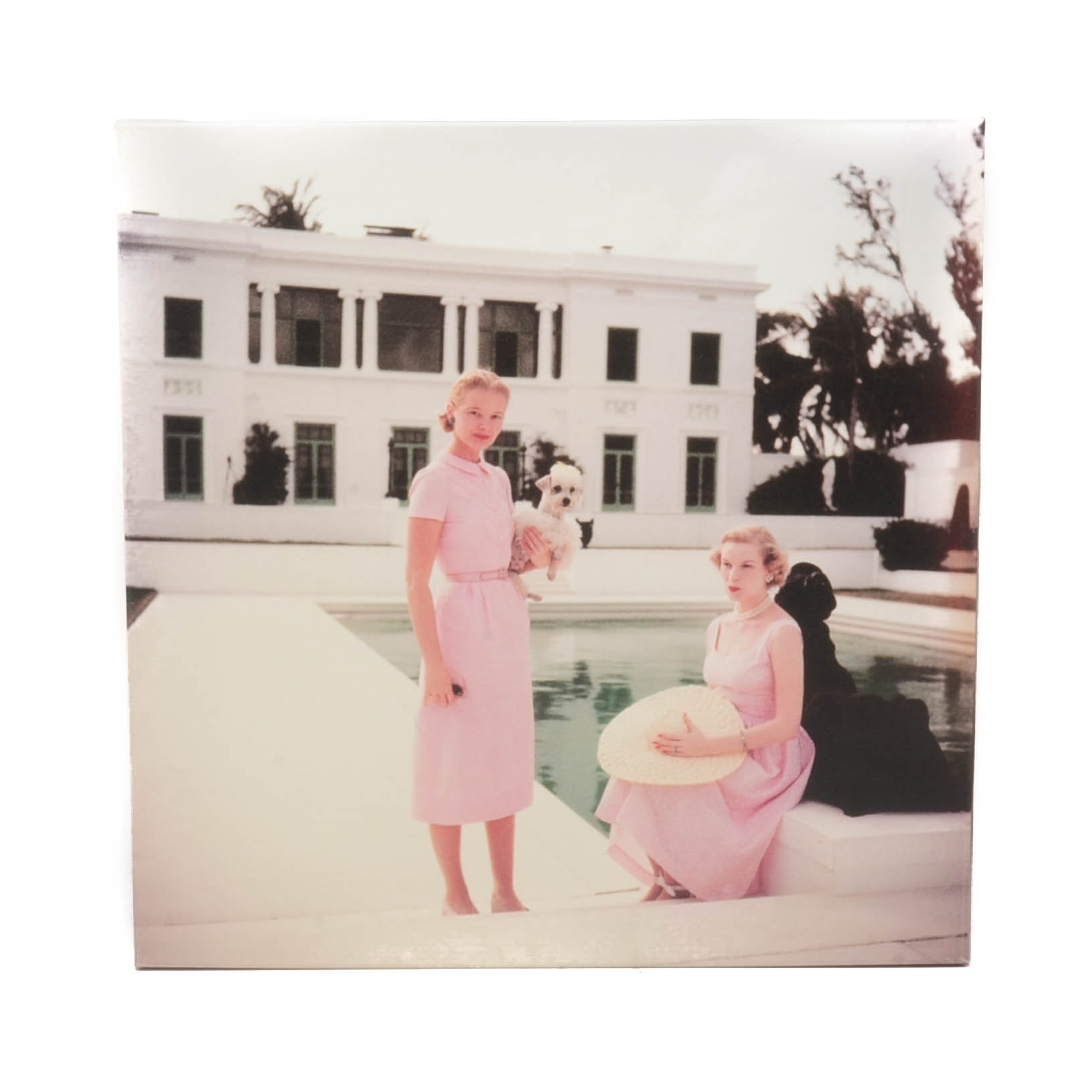 Giclee on Canvas of C.Z. Guest, by Slim Aarons