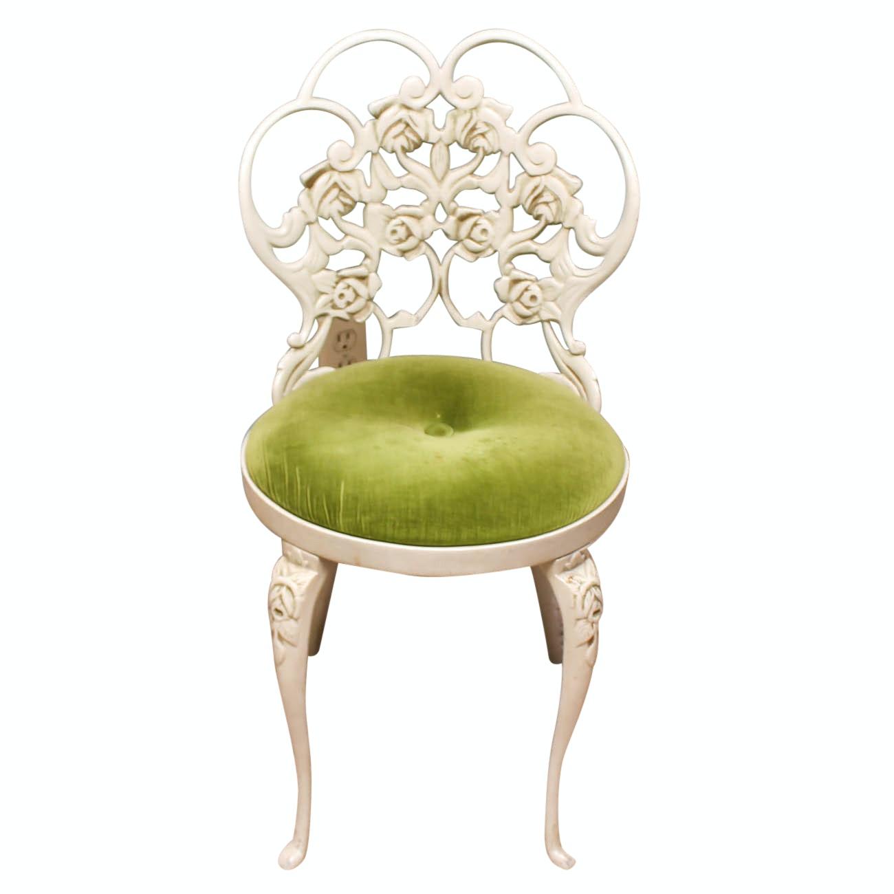 Art Nouveau Style Side Chair