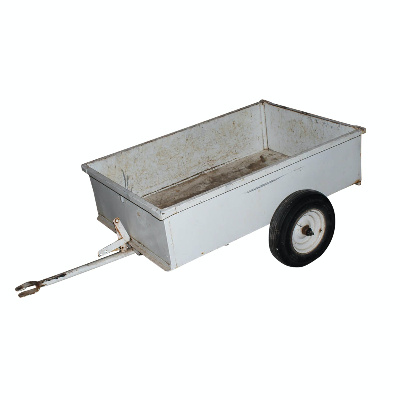 Garden Cart with Hitch